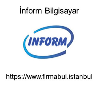 İnform Bilgisayar | Firma Bul İstanbul