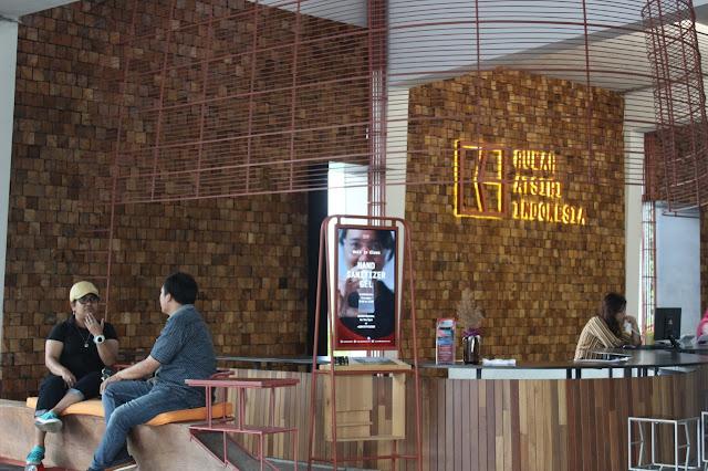 Lobby Rumah Atsiri Indonesia (direktorijateng.com/wiwidsaktia)