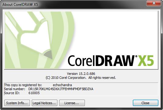 corel 15 activation code
