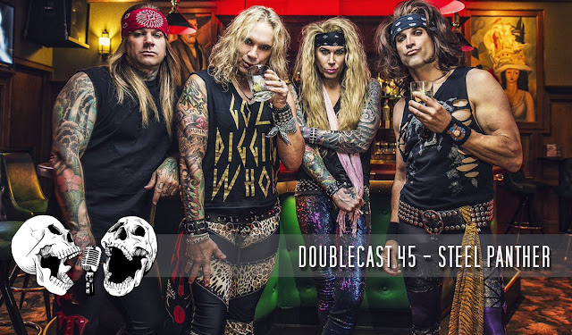 Doublecast 45 - Steel Panther