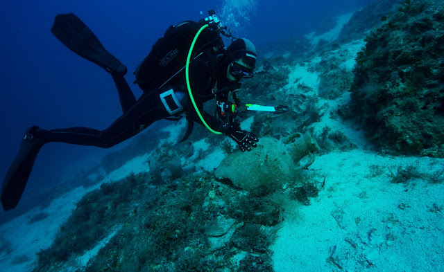 Ancient shipwrecks discovered off Greek island of Evitha