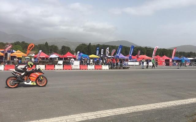 Ζωντανή μετάδοση του Πανελλήνιου Πρωταθλήματος ταχύτητας μοτοσυκλέτας στην Τρίπολη (βίντεο live)