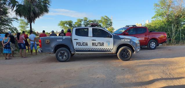 Preso monitorado por tornozeleira eletrônica é encontrado morto no Rio Mossoró