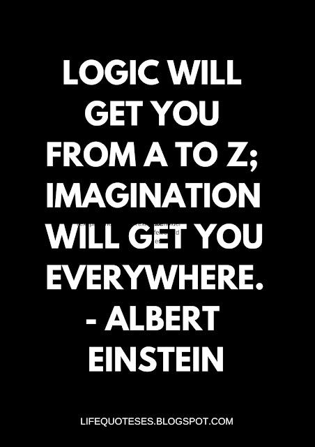 latest Imagination Quotes