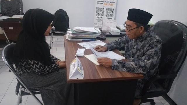 47 Calon Peserta SKSS Baznas Telah Mengikuti Tes Wawancara