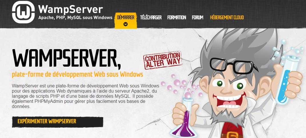 WampServer, open source, software