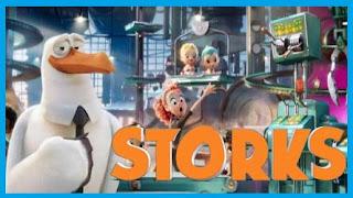 Film Storks Sinopsis
