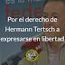 Defiende el derecho de @HermannTertsch a la libertad de expresión, por @ClubdeViernes