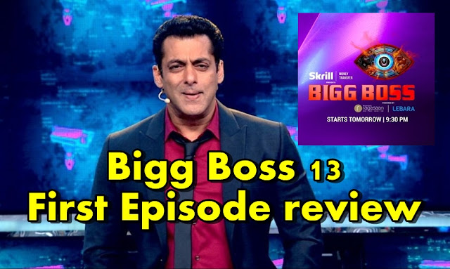 Bigg Boss 13 first episode review: Salman Khan's show promises an entertaining season with crazy twists