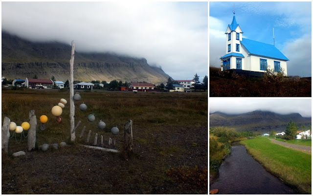 pueblos de pescadores en Islandia