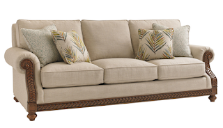 baers Bai Hai Shoreline sofa from Tommy Baham