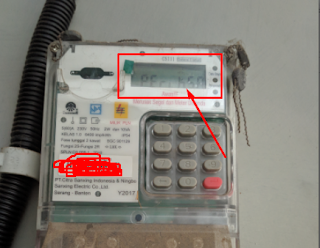 Cara Mengatasi Meteran Listrik Pulsa Yang Gagal Memasukan atau Mengisi Kode Token Listrik