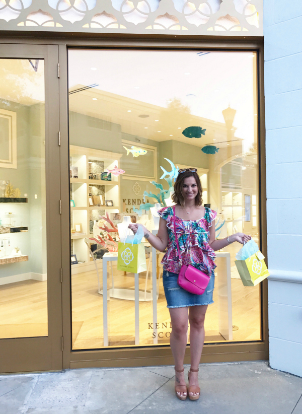 kendra scott, jewelry, my style, summer style, style on a budget, north carolina blogger