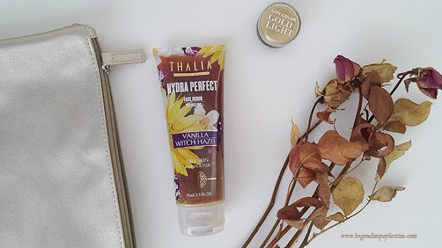 Thalia Hydra Perfect Vanilya Witch Hazel Peeling