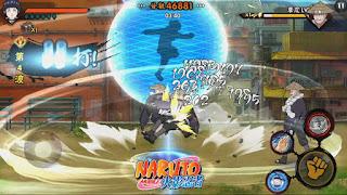 Download Naruto Mobile Fighter Apk Versi Terbaru