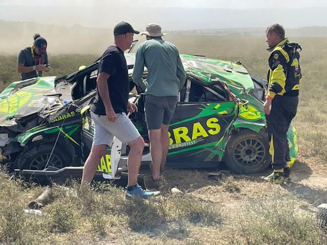 WRC Safari Rally 2021 photos