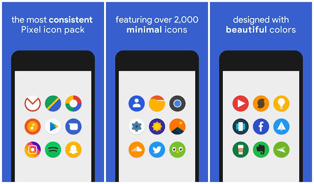 Pixly Pixel 2 Icon Pack APK Free Download