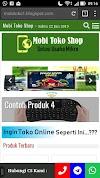 Mobi Toko - Online Shop Handal