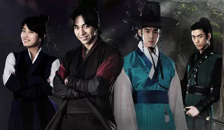 Hantu baca Drama Korea Terbaik Terbaru GU FAMILY BOOK (2013)