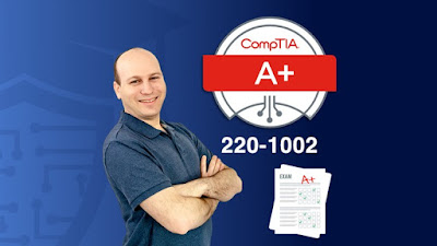 Best Udemy Practice test to pass CompTIA A+ Certification exam