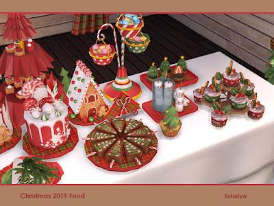 Рождество и Новый год: праздничный декор и мебель для Sims 4 со ссылкой для скачивания