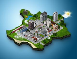 Ini Kontribusi Besar Proyek yang Dibangun Oleh China Fortune Land Development