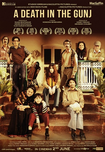 A Death In The Gunj 2017 English Movie Download