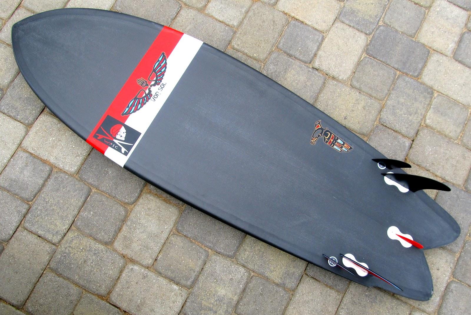 Von Sol Surfboards, Oceanside California: Innovation of Von Sol