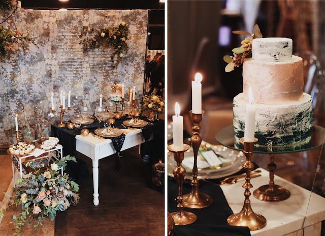 Konsultant ślubny, Wedding Planner, Agencja Ślubna ten dzień, romantyczny ślub, vintage, shabby chic,  złoto, niebieski. Zastawa stołowa, dekoracje na ślub. Alternatywne Targi Ślubne. Targi Happy Together.