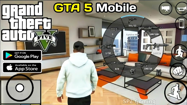 GTA 5 Mobile Download For Android & iOS - APK GTA V Android 100% Working