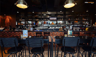 Flow Bar & Restaurant Jakarta, siap memanjakan lidah Anda