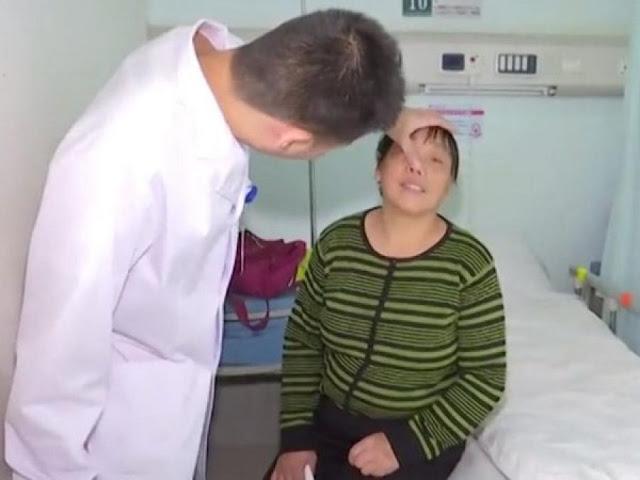 इस महिला की नाक से लगातार बह रहा था खून, वजह पता चली तो उड़े होश