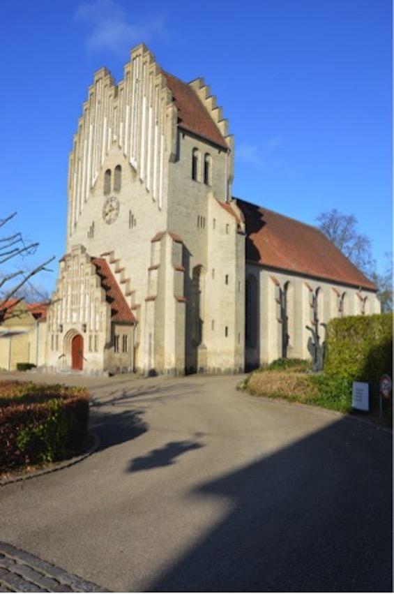 Fredens Kirke, Odense