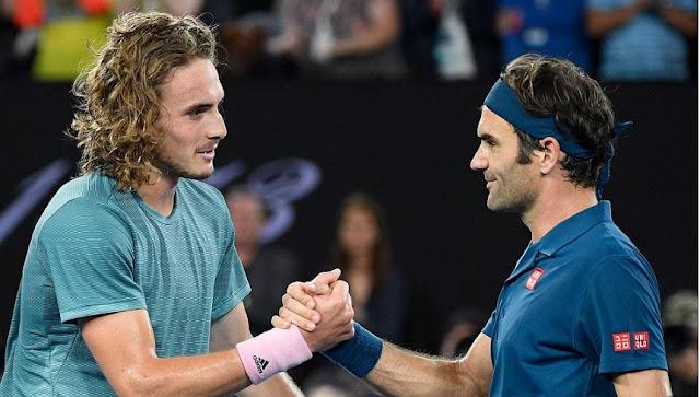 Roger Federer knocked out by Greek wunderkind Tsitsipas In Australian Open