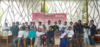 Pemuda Bima Gelar Konsolidasi Menangkan Jokowi.