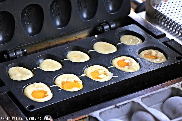 IMG 0222 - 台中西區│吃貨農場雞蛋糕*每日都有不同限定隱藏口味。還有新鮮鵪鶉蛋口味等你來嚐鮮
