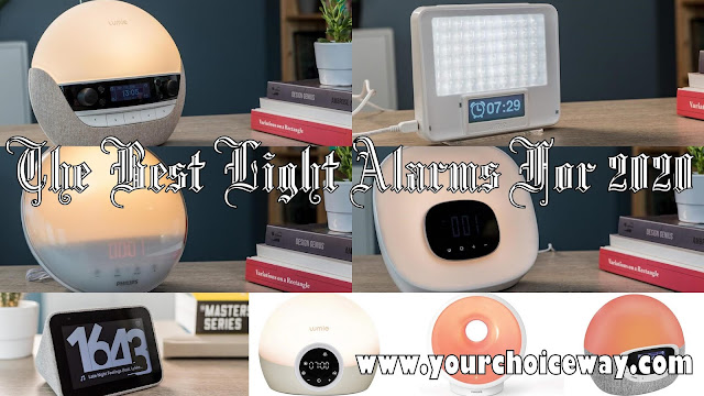 The Best Light Alarms For 2020