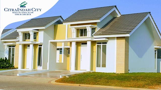 Cluster Bukit SAKURA (Real Estate)  Citra Indah City mulai dipasarkan