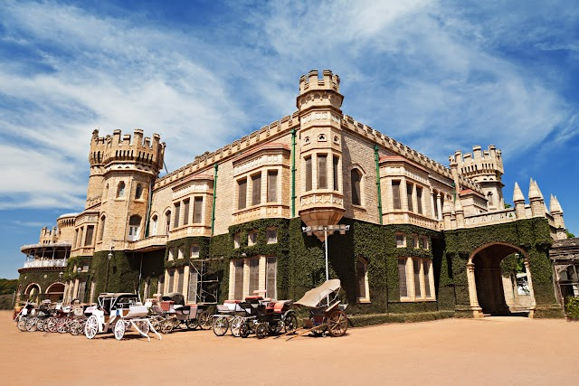 Interesting Facts about Bangalore Palace