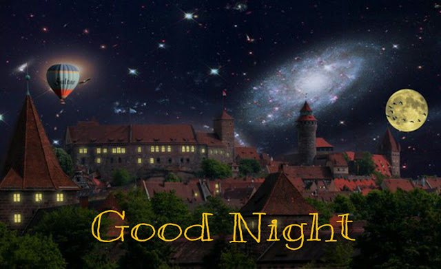 Good Night Images To Friends