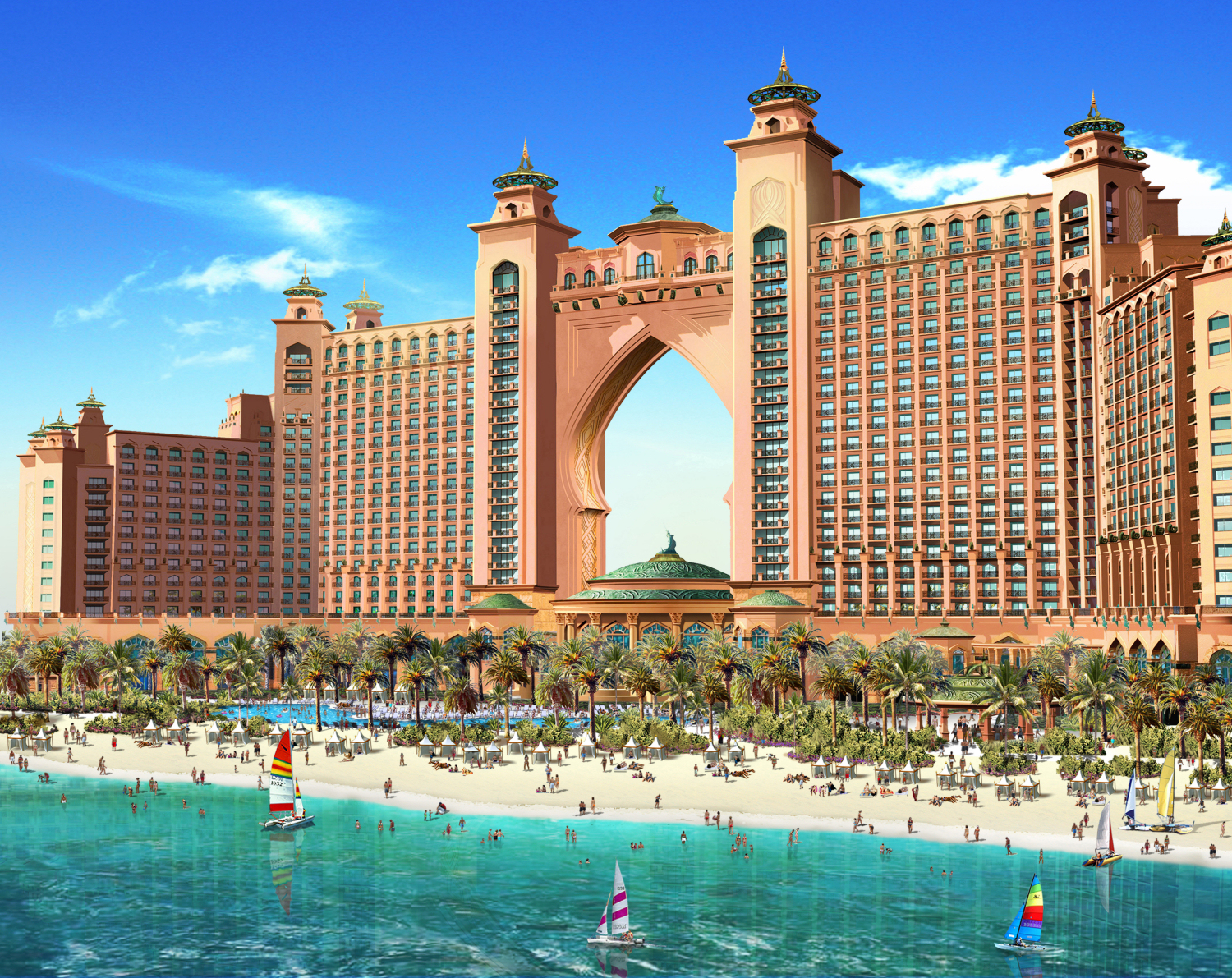 Hotel Atlantis In The Bahamas Luxury Life Design The World Most Beautiful Hotels