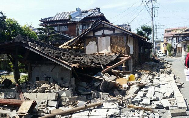 kumamoto terremoto