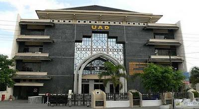 Jurusan Universitas Ahmad Dahlan – Daftar dan Program Studi UAD