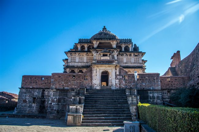 Vedi Temple Kumbhal Garh