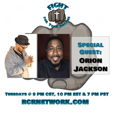 "From Muslim To Christianity ""Freedom"" with Orion Jackson"