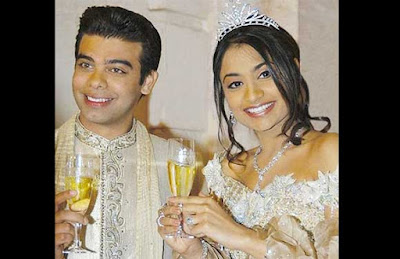 Amit Bhatia dan Vanisha Mittal