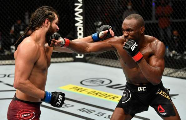 مشاهدة نزالات يو اف سي UFC بث مباشر اليوم