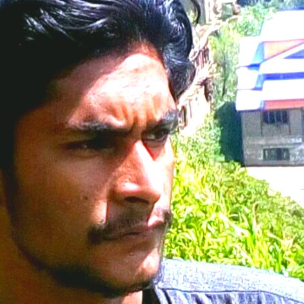 Abid Hussain Chaudhary From Azad Kashmir Nellum velley Kel