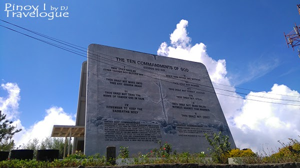 World's largest Ten Commandments Tablet Building