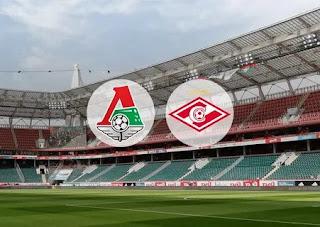 Локомотив - Спартак смотреть онлайн бесплатно 27 октября 2019 прямая трансляция в 16:30 МСК.
